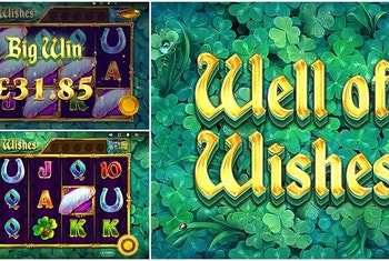 Well of Wishes Slot from Red Tiger Gaming