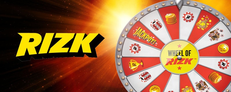 Wheel of Rizk: Spin the wheel and win rewards!