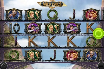 Wild Rails from Play'N GO