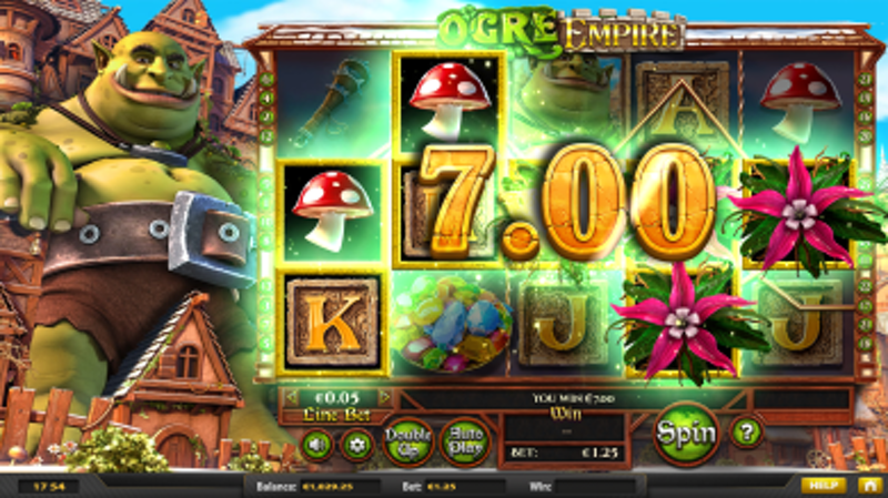Play Ogre Empire  by Betsoft
