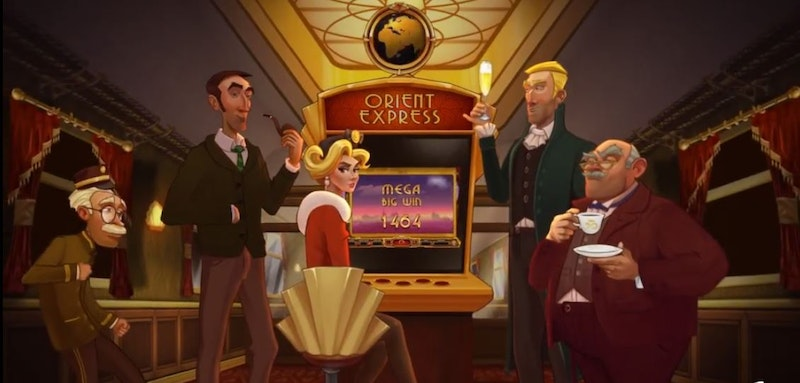 Try Orient Express from Yggdrasil