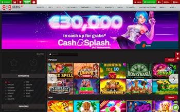 888Starz Casino Spel