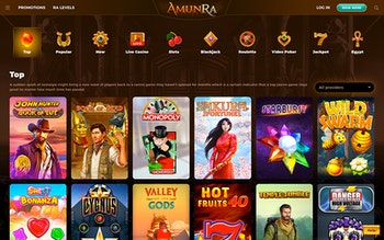 AmunRa Casino Spel