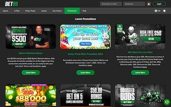 Bet99 Casino Bonus