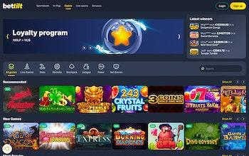 Bettilt Casino Spel