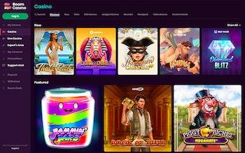 Boom Casino Spel