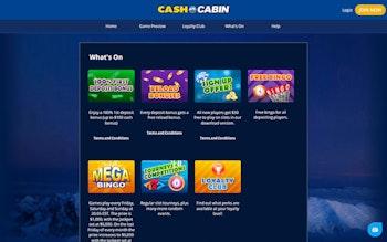 Cash Cabin Bonus