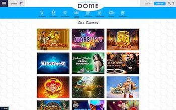 Casino Dome Spel