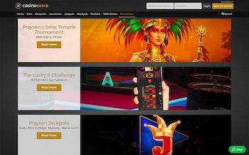 CasinoExtra.com Bonus