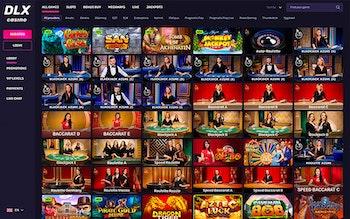 DLX Casino Spel