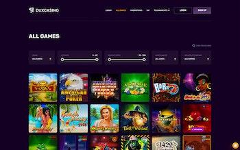 Dux Casino Spel