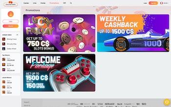 FortuneToWin Casino Bonus