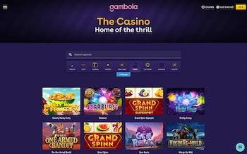 Gambola Casino Spel