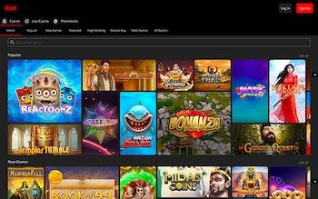 iBet Casino Spel