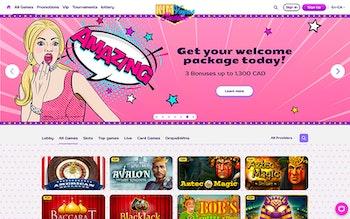 Kim Vegas Casino Spel