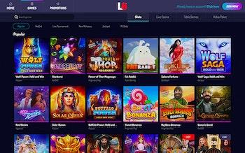 Lucky8 Casino Spel
