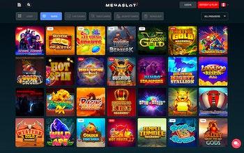Megaslot Casino Spel