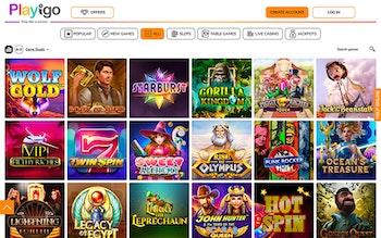 Playigo Casino Spel
