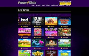 Power Slots Casino Spel