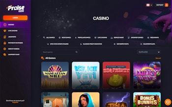 Praise Casino Spel