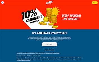 Refuel Casino Bonus