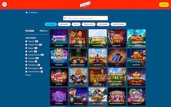 Refuel Casino Spel