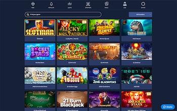 Slotman Casino Spel