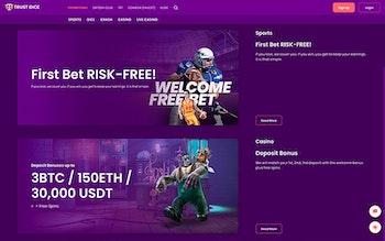 TrustDice Casino Bonus