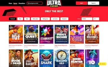 Ultra Casino Spel