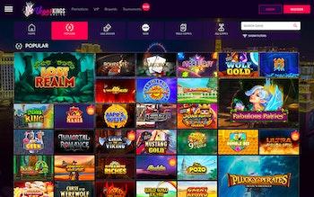 Vegas Kings Casino Spel