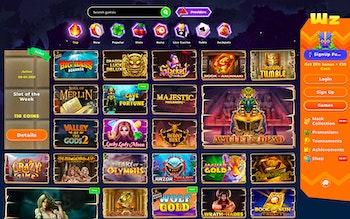 Wazamba Casino Spel