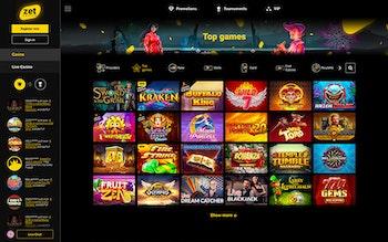 Zet Casino Spel