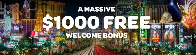 Bonus at Spin Casino