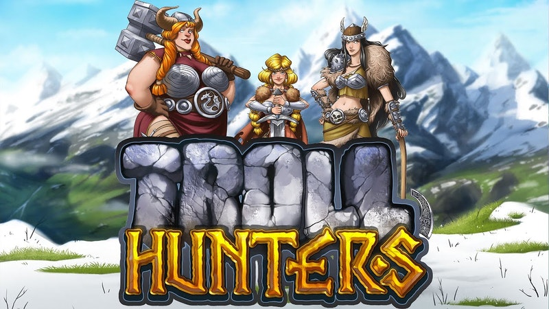 New Slot Troll Hunters From Play N Go