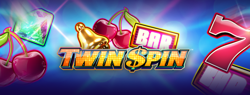 Play Twin Spin from NetEnt